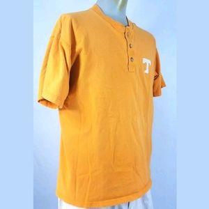 Tennessee Volunteers Orange Henley Shirt